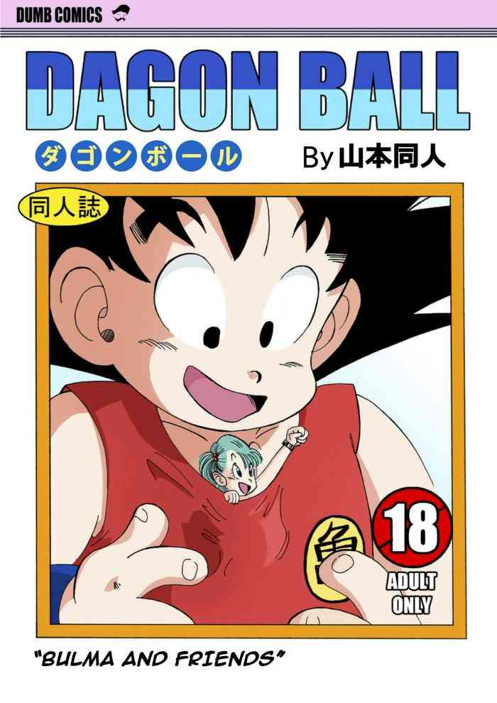 bulma and friends cover