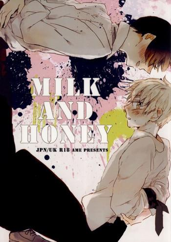 milk and honey cover